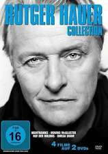 RUTGER HAUER Moving McAllister NIGHTHAWKS Omega Doom WILDERNESS Box DVD