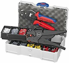 KNIPEX 97 90 12 Crimp Assortment for end sleeves ferrules