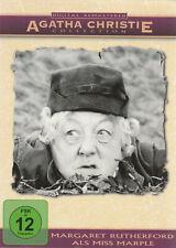 AGATHA CHRISTIE - Margaret Rutherford als Miss Marple - 4 x DVD BOX