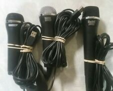 USB mic microphone singing Rock Band Guitar Hero for Ps2 Ps3 Ps4 Xbox 360 One PC