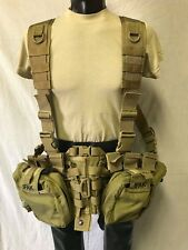 SO TECH MEDICAL ASSAULT CHEST HARNESS SYSTEM, COYOTE BROWN, NWOT