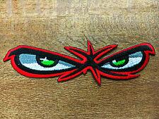 NO FEAR RICAMATA TERMOADESIVA Iron on Patch Embroidered Applique Badge