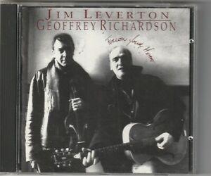 Jim Leverton & Geoffrey Richardson (of Caravan) - Follow Your Heart  (1995)