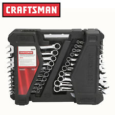 Craftsman 52pc Piece Combination Wrench Set NEW Free Shipping - MODEL 70699