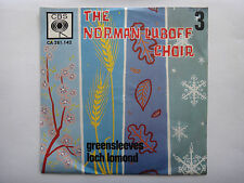 The Norman Luboff Choir greensleeves / loch lomond 7` Single