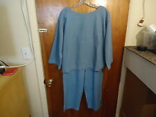 "Womens Wildflower Size M Denim Type Of Top And Pants Set "" BEAUTIFUL SET """