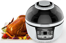 TODO AIR FRYER 1400W CONVECTION OVEN 10L ROTISSERIE MULTI COOKER DIGITAL CONTROL