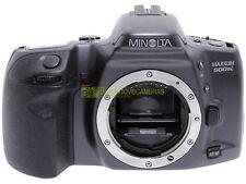 Minolta Dynax 500si, reflex autofocus a pellicola. Garanzia 12 mesi.