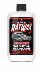 RAT WAX ® - No Shine CAR SOAP - rat rod, kustom, fink, hot rod