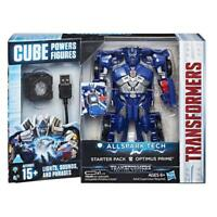 Hasbro Transformers Allspark Tech Starter Pack Optimus Prime Cube NEW UK