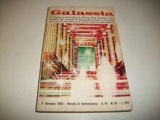 GALASSIA N.61.P.JOSE' FARMER/MUSSI:INFERNO A ROVESCIO/LA CAMERA DEI CRAYEST...