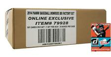 2014 PANINI DONRUSS THE ROOKIES BASEBALL FACTORY 20 SET CASE - 20 ROOKIE AUTOS!