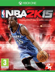 NBA 2K15 (Basket-Ball 2015) Xbox One Take Two Interactive