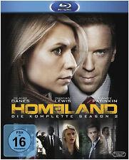 HOMELAND - Saison 2 - Blu Ray NEUF #