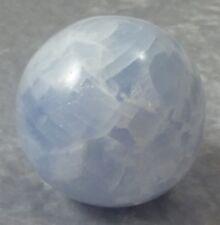 BLUE CALCITE 60MM SPHERE