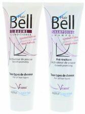 HairBell Shampoo + Conditioner - flowers'n'fruits (2x 250ml) wie Hair Jazz Haare