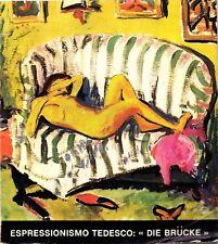 Espressionismo tedesco: ''Die Brucke''