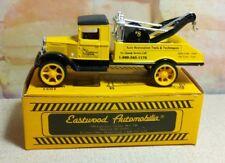 NIB 1931 HAWKEYE DODGE Tow Truck Wrecker The Eastwood Company 1991