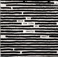 ROGER WATERS - IS THIS THE LIFE WE REALLY WANT?  2 VINYL LP NEW+