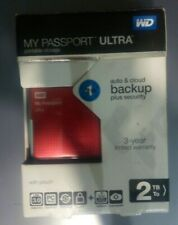 "My Passport Ultra - Disco Duro Externo portátil de 2 TB, 2,5"" Western Digital"