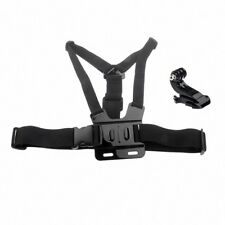 GoPro Hero Adjustable Chest Harness w J Hook Mount for  1 2 3 3+ 4