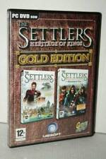 THE SETTLERS HERITAGE OF THE KINGS GOLD EDITION USATO PC DVD VER ITA GD1 54310