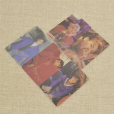 5pcs KPOP SHINEE Cards Album PVC Korea Transparent Frosted Photocards Fans Gift