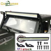 Super Bright 150mm 36LED Lights Bar For 1/10 RC Crawler Axial SCX10 II 90046 D90