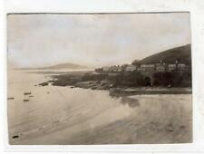 BEACH, LOOE, CORNWALL: Publisher's photograph to produce postcards (C36344)
