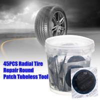 Box 24 NEW Medium Tire Plug Patch Combination Radial Repair 48 x 6mm US SELLER
