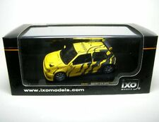 Renault Clio Maxi Coche De Prueba (amarillo/negro) 1995