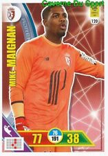 120 MIKE MAIGNAN LOSC LILLE CARTE CARD ADRENALYN LIGUE 1 2018 PANINI