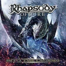 Rhapsody of Fire - Into the Legend [New CD] Ltd Ed, Digipack Packaging
