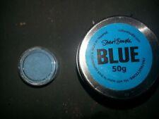 Stuart Semple Loveliest Blue fluorescent powder acrylic paint 5g tub