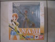 Figuarts Zero One Piece Nami battle version 2012 Bandai