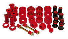 PROTHANE 82-04 Chevy S10 / GMC S15 2WD Complete Suspension Bushing Kit Red
