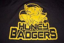 Honey Badgers #11 Jersey T-Shirt Womens Large