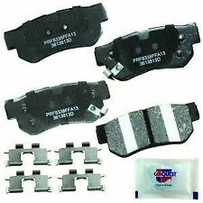CARQUEST Brakes PXD813H Rear Premium Ceramic Brake Pads