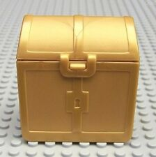 LEGO - Duplo Treasure Chest Opening 2 x 3 x 3 - Pearl Gold
