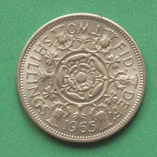 1965 Elizabeth II Florin/deux shillings SNo43564