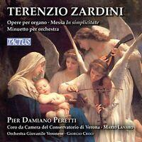 Pier Damiano Peretti - Zardini:Opere Per Organo [Giorgio Croci; Mario [CD]