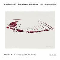 ANDRAS SCHIFF-BEETHOVEN: THE PIANO SONATAS. VOLUME 3-JAPAN SHM-CD Ltd/Ed D20