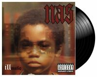 NAS - ILLMATIC NEW VINYL RECORD