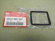 Honda NOS CB125, CB250, CB750, CBR600, NB50, Lens Gasket, # 33407-MG2-003   O