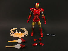 Legacy of Revoltech LR-040 Iron Man Mark VI SFX 024 Kaiyodo Movie Action Figure