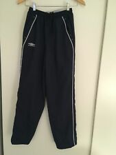Navy Jogging Bottoms from Umbro Size XLB