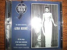 Lena Horne-The Quintessential-1999 Sound Track Factory-Spain!