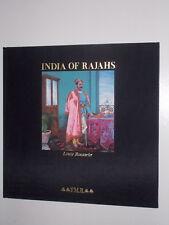Rousselet L. INDIA OF RAJAHS Franco Maria Ricci 1985