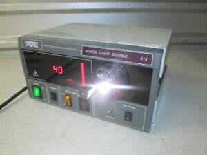 Karl Storz 615C Xenon Light Source - working