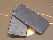 iPhone 5 , iPhone 5S Hülle Schutzhülle Case Hardcase grausilber